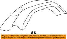 FORD OEM Rear Fender Panel-Bed-Wheelhouse Fender Liner Right F81Z9927886BA