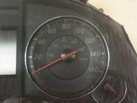 Speedometer Cluster Sedan MPH Fits 09 INFINITI G37 123137