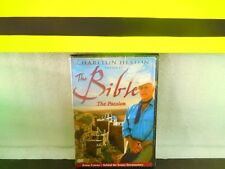 Charlton Heston - The Bible ,The Passion on DVD New Sealed