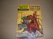 Classics Illustrated No. 24 A Connecticut Yankee September 1945 Reprint FN 6.0