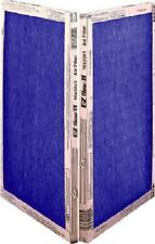 Case of 12, All Sizes, Flanders EZ Flow II Spun Fiberglass Furnace Filters