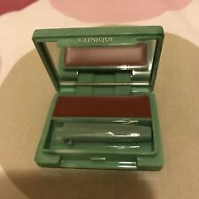 Clinique Long Last Lipstick Blushing Nude Soft Shine Rare Htf Comes With Brush