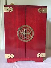 Antique Chinese Jewelry Case 14 * 9 1/2