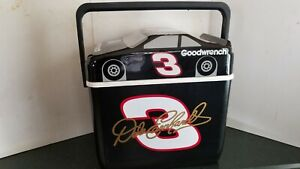 DALE EARNHARDT #3 NASCAR BLACK MONTE CARLO CAR TOP COOLER BY SPEEDWAY PLASTICS
