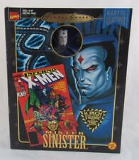 Marvel Comics Toy Biz Famous Cover Series X-Men Mister Sinister, Sealed