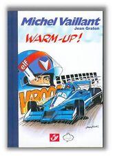 Graton Phila BD Michel Vaillant Warm Up Angouleme 375 ex signés