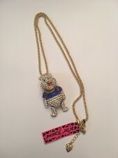 Betsey Johnson WINNIE THE POOH NECKLACE-BJ6801
