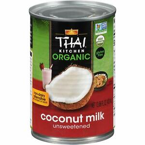 Thai Kitchen Organic Unsweetened Coconut Milk 13.66 fl oz