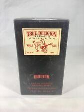 True Religion Drifter 1.7oz/50ML Eau De Toilette for MEN NIB