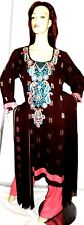 Shalwar kameez eid pakistani designer indian salwar sari abaya plus suit uk 18