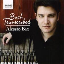 Alessio Bax - Bach Transcribed [CD]