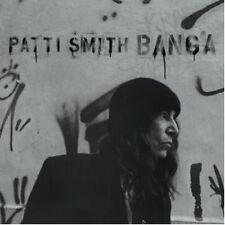 PATTI SMITH - BANGA  CD NEUWARE