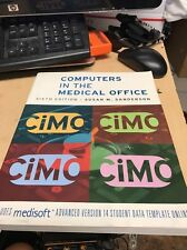 Computers in the Medical Office by Susan M. Sanderson (2008, Paperback)
