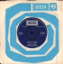 "Jacques Loussier - Air On A G String - 7"" vinyl - 1966 - Decca - Blue Label"