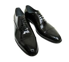 cbf93d6148679e Herren Schuhe Echtleder Lack Gr.42 schwarz glänzend