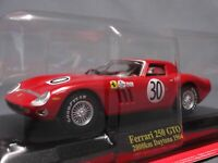 Ferrari Collection F1 250 GTO Daytona 1964 1/43 Scale Mini Car Display Diecast