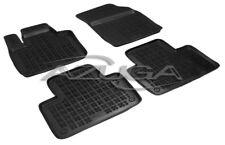 3D Gummi-Fußmatten für Volvo XC90 II ab 2/2015 Hohe Gummimatten Automatten