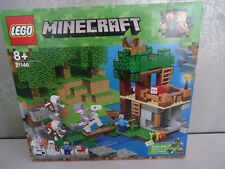 Lego Minecraft The Skeleton Attack 21146