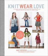 Knit Wear Love: Foolproof Instructions for Knitting Your Best-Fitting Sweaters E