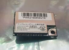 "Apple POWERBOOK G4 in alluminio 15"" A1106 Bluetooth A1114 820-1829 922-6571"