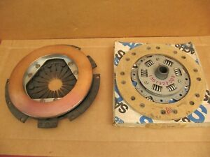 NOS 1967 Porsche 911S Clutch F&S Germany 215mm Copper Faced