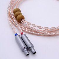 DIY Hi-end 5n Pcocc Headphone Upgrade Cable for SENNHEISER HD800
