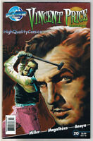 VINCENT PRICE #20, NM, Horror, BlueWater, Indy, 2008, more VP in store