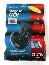 Curtis Surge to GO! 2 Surge Protector Outlets 2 Device Telephone Protections H19