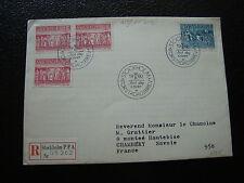 SUEDE - enveloppe 1er jour 30/6/1960 (cy35) sweden