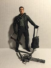 NECA CYBERDINE SHOWDOWN T-800 Series 2 TERMINATOR 2 JUDGEMENT DAY 2009 7 in.