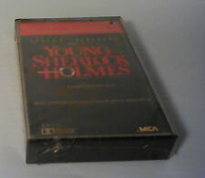 Young Sherlock Holmes Soundtrack - Cassette - SEALED - RARE
