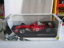 HOT WHEELS 1:18 FERRARI F2004 MICHAEL SCHUMACHER