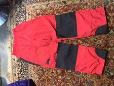 Vintage Columbia Sportswear Red Ski Pants SZ L