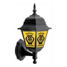 AA Garage Services Lantern, Garage Lamp Sign, Replica Motor Outside Wall Light