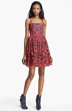 """NWT Alice + Olivia """"Sia"""" Floral Poof Lace Cocktail  Dress Size 6"""