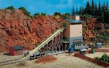 AUHAGEN HO SCALE ~ GRAVEL WORKS ~ PLASTIC MODEL KIT #12266