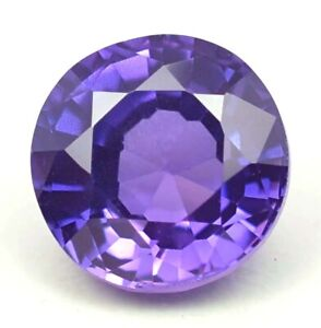 TAAFFETE Sweet Transparent Velvet Smooth Soft Purple Pink Gemstone 9.50x9.50 MM