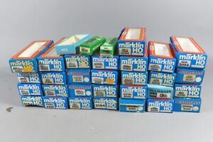 Märklin, Originalkartons, 1980er Jahre (K 86604)