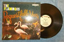 Flamingos LP End LP 308 V+ Condition Requestfully Yours Original Pressing