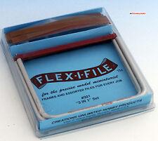 Albion Alloys 301 - Flex-i-File #301, 3 in 1 Tool + 16 Assortment Grit Tape Pack