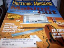 Electronic Musician June 2004 Tips for Drum Mixes