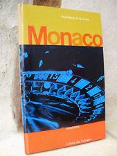 Atlas des voyages: Monaco, éd. années 1960, de la Gorce