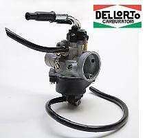 Carburateur DELLORTO 12 PHBN BOOSTER STUNT Nitro NEXT