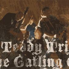 TEDDY TRIGGER & GATLING GUNS - Wild Neo ROCKABILLY - Great Guitar - NEW Digipak