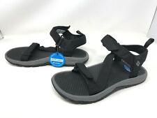 Mens Columbia (BM4530-010) Wave Train Black Sandals (413H)