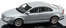 Volvo S80 Limousine 2013-16 silber electric silver metallic 1:43 Norev
