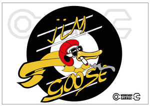 Mad Max Jim Goose kwaka  - Round Cut - XX Large Sticka