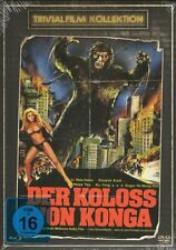 Goliathon aka Mighty Peking Man Blu Ray & DVD Film Art 1977 King Kong