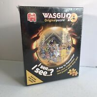 WASGIJ Original 4 A Day To Remember 500 piece Jigsaw Puzzle New & Sealed Wedding