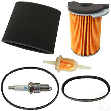 Yamaha Golf Cart G14 Gas Deluxe Tune Up Kit With Drive Belt & Starter Belt